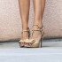 Classic Clothing: Nude Heels
