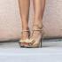 Classic Clothing: Nude Heels