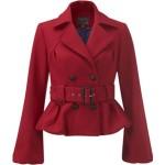 Arta jacket berry
