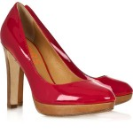 Julian patent-leather pumps